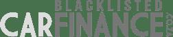 Blacklisted Car Finance Logo